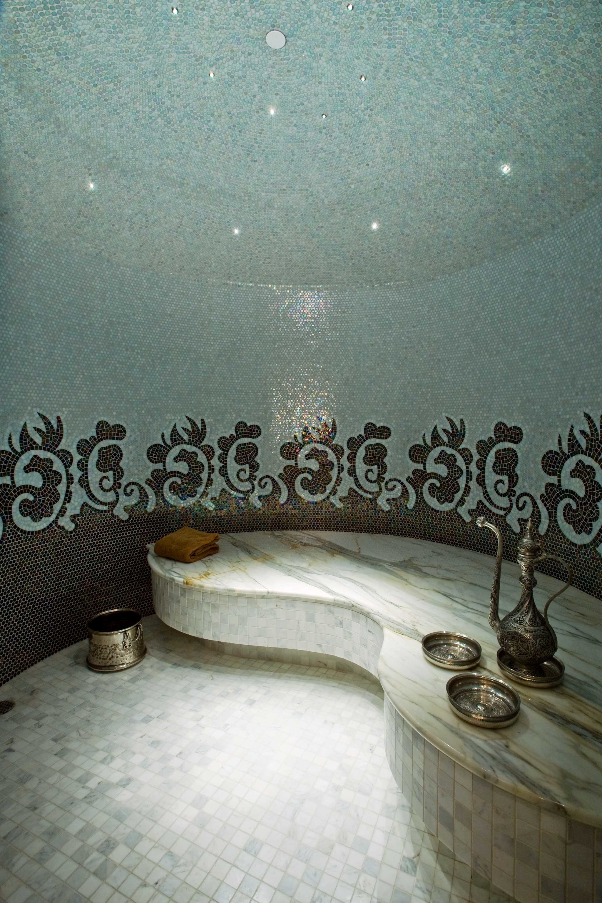 City Elegant Luxury Spa Wellness stone