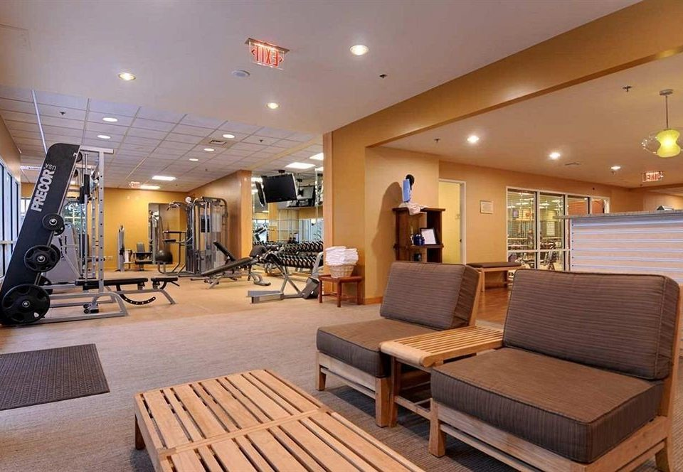 City Family Fitness Resort property living room Lobby condominium wooden home Island