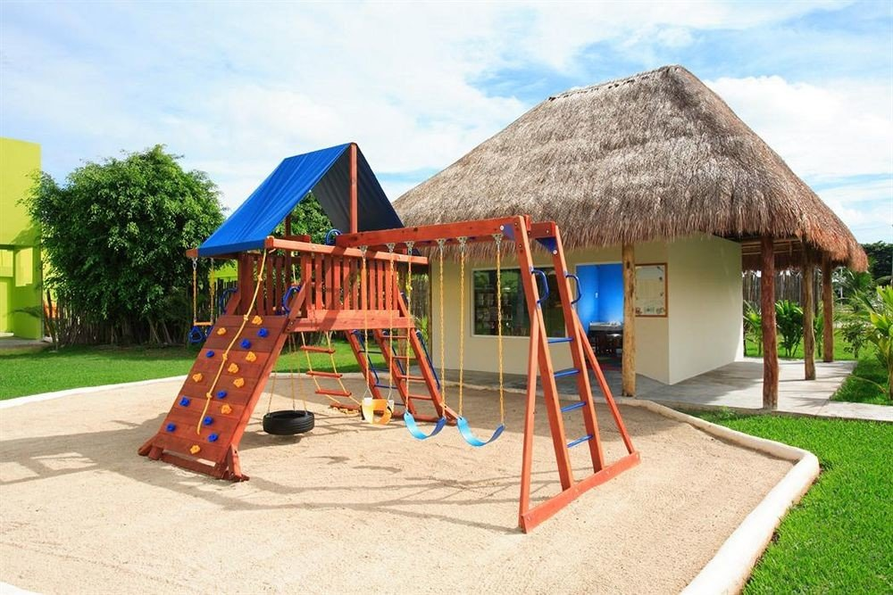 Family Kids Club Modern Resort Waterfront sky ground outdoor play equipment Playground public space City chair leisure Play outdoor recreation playhouse recreation swing
