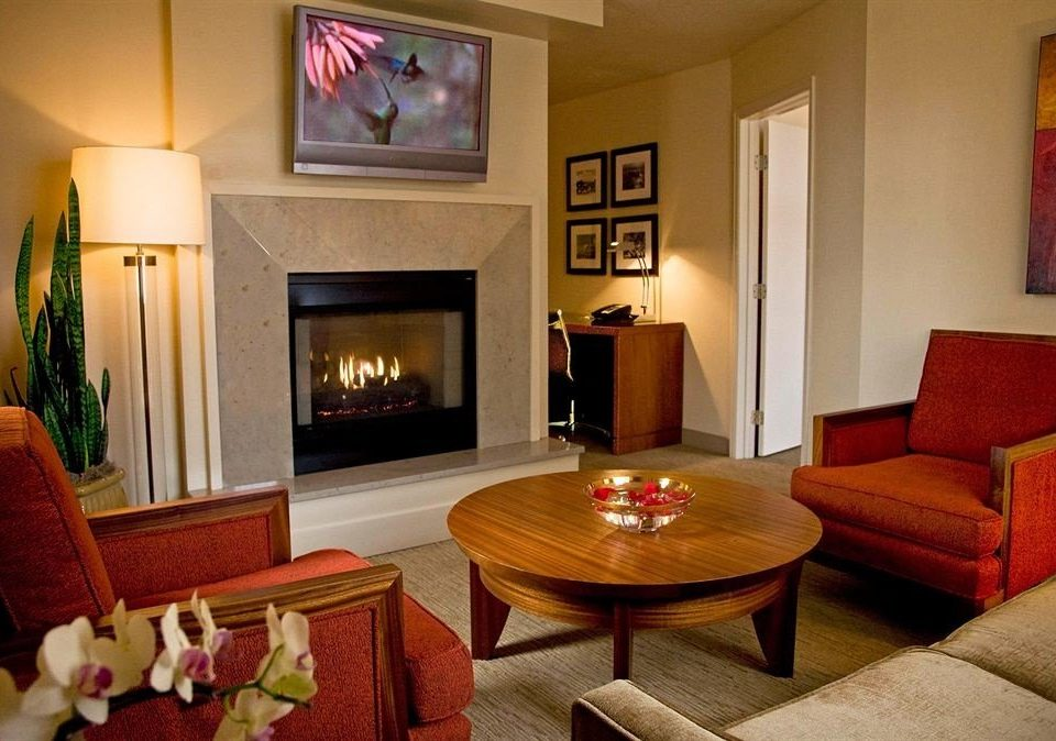 City Fireplace property living room Suite home cottage Villa recreation room