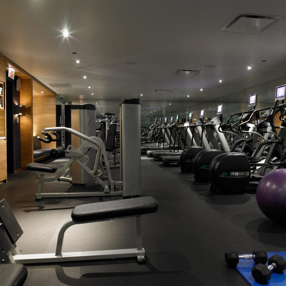 City Fitness structure sport venue gym