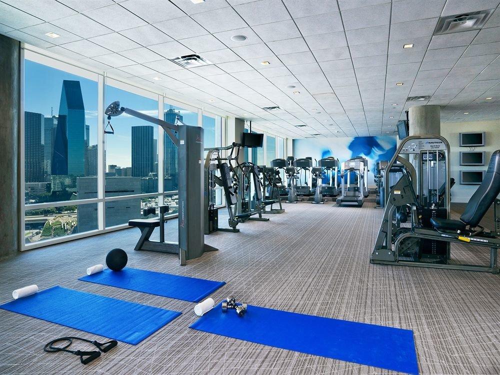City Fitness Modern structure gym sport venue leisure leisure centre condominium