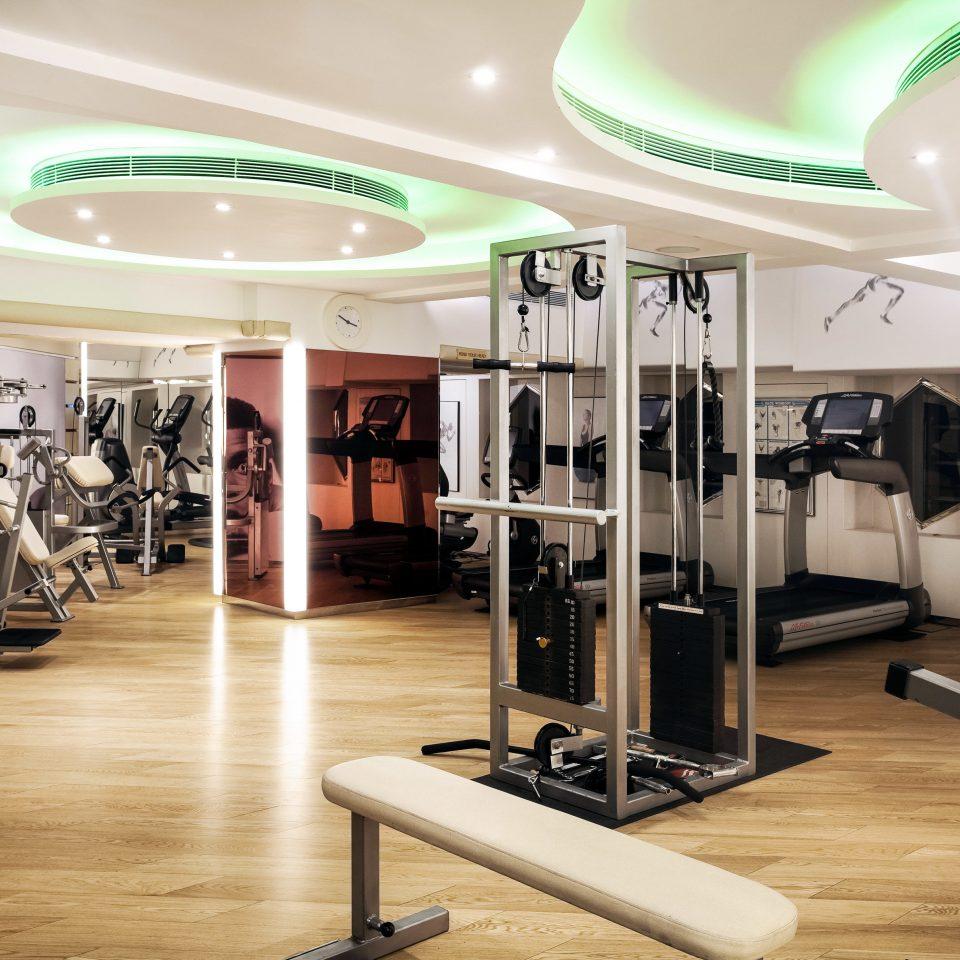 City Fitness Resort Sport Wellness structure sport venue gym condominium lighting