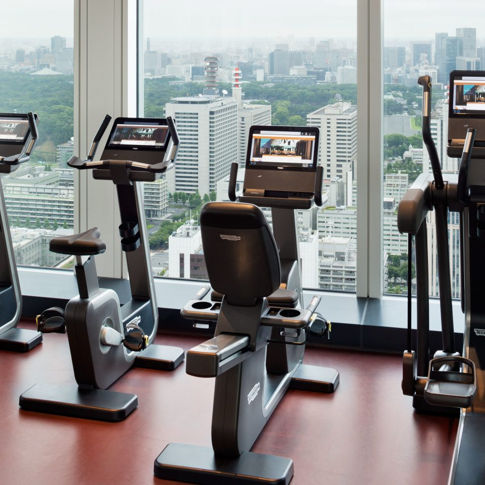 City Fitness Scenic views structure sport venue machine technology