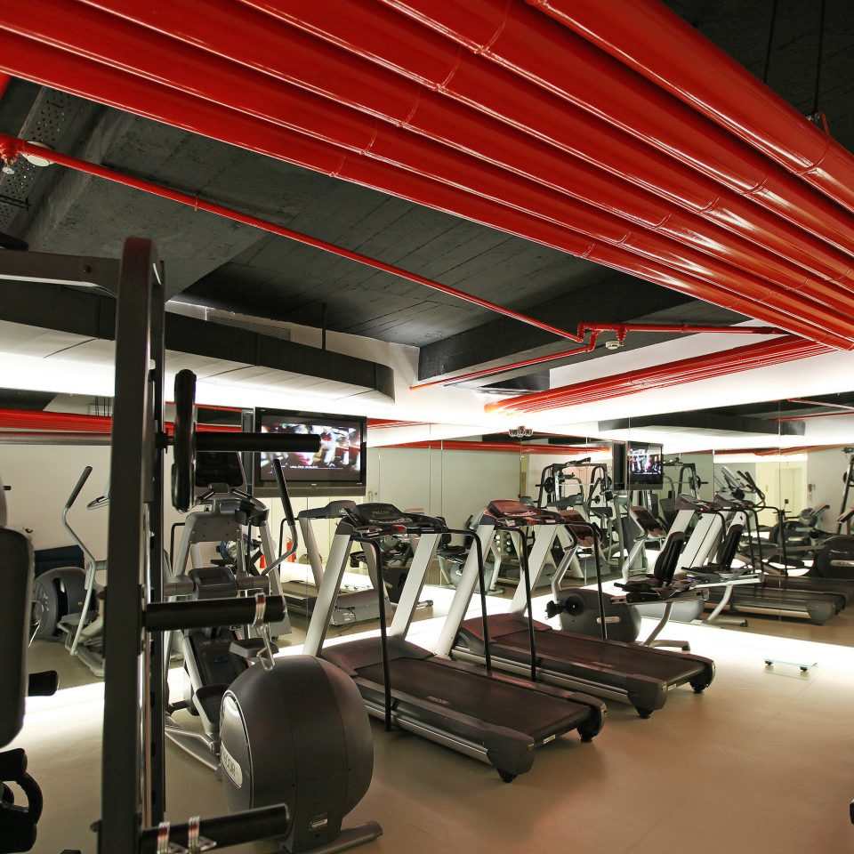 City Fitness Wellness structure gym sport venue