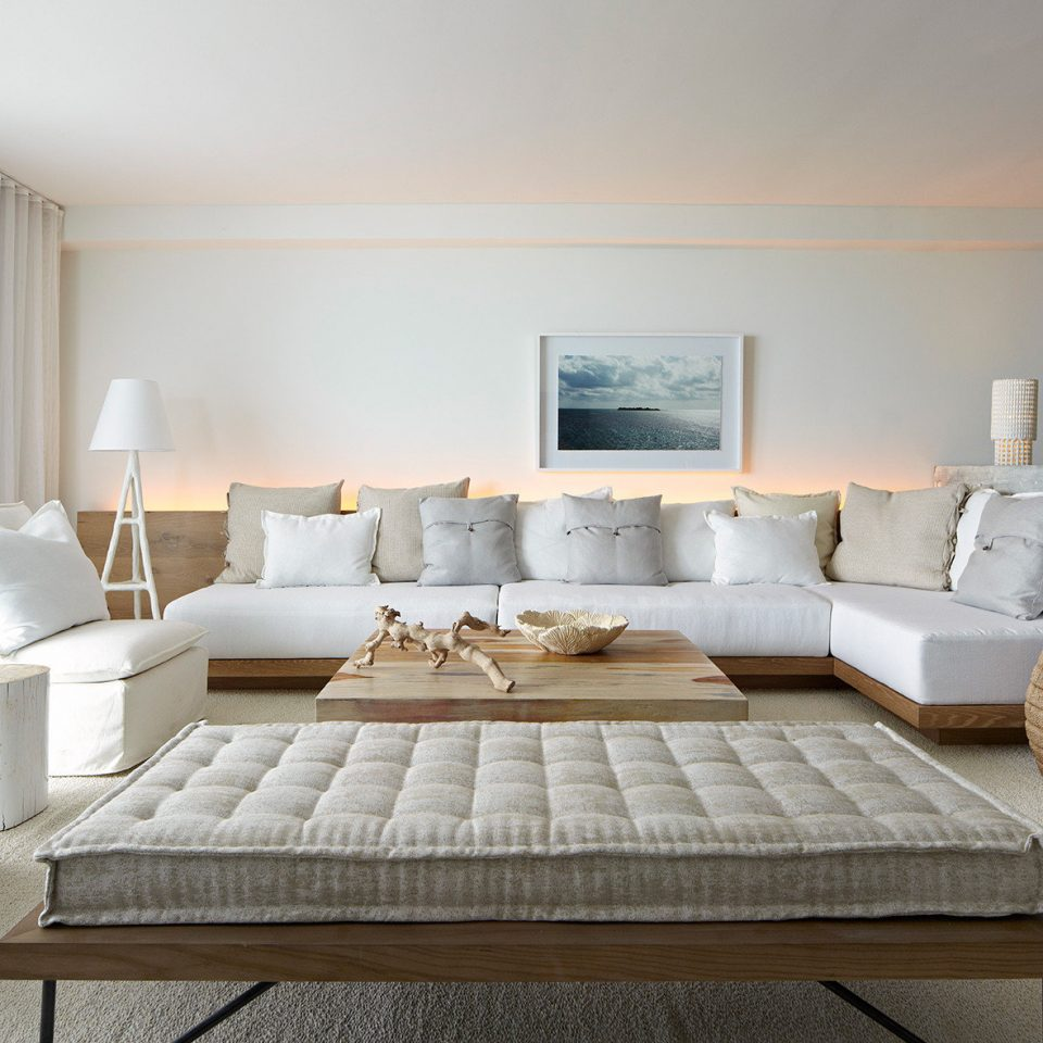 City Hip Hotels Lounge Luxury Miami Miami Beach Scenic views Trip Ideas living room property Suite studio couch couch bed frame