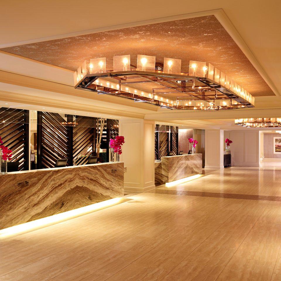 City Hip Lobby Luxury Resort building recreation room auditorium hall flooring ballroom