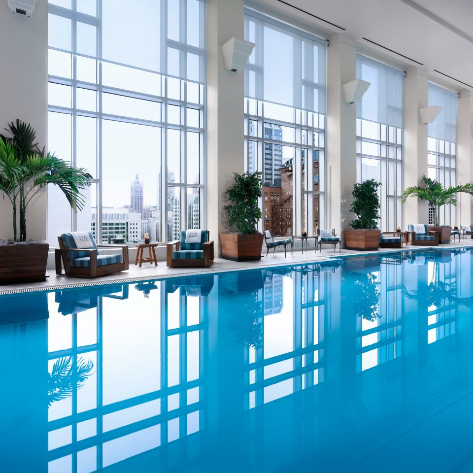 City Hotels Pool Scenic views condominium swimming pool property leisure building leisure centre reflecting pool Resort home headquarters blue painted