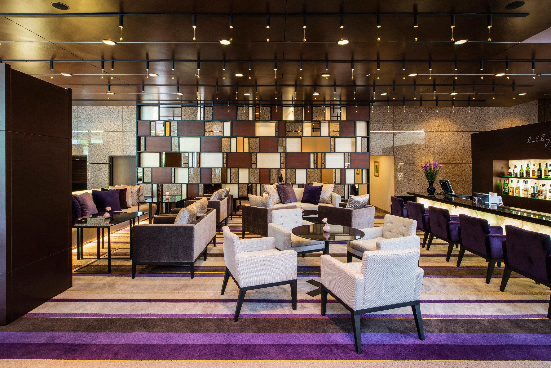 City Lobby function hall auditorium convention center restaurant