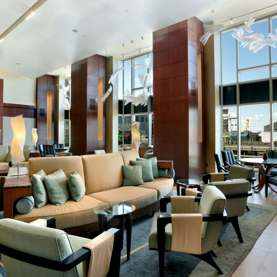 City Lobby Lounge property condominium living room home
