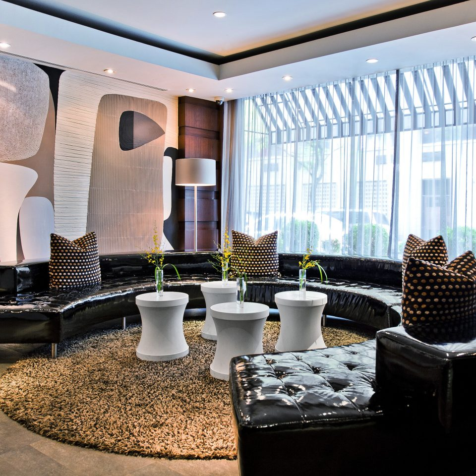 City Lounge Modern property living room Lobby condominium Suite home mansion