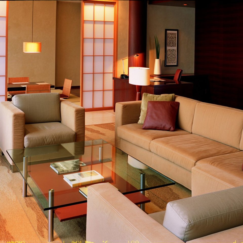 City Lobby Lounge Modern sofa living room property Suite condominium home cottage