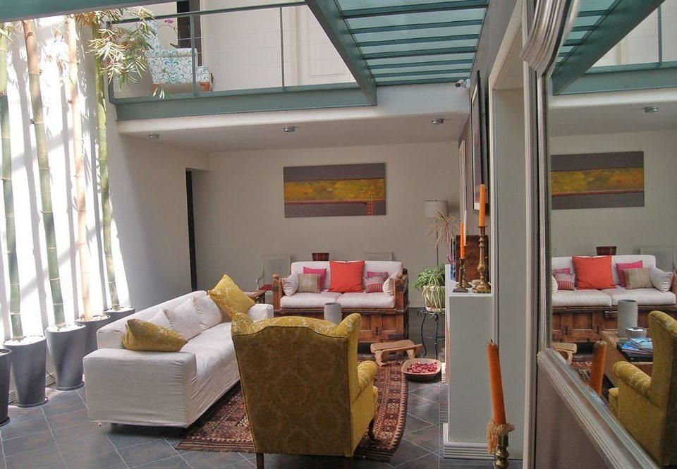 City Lobby Lounge property living room house home cottage Villa loft farmhouse porch
