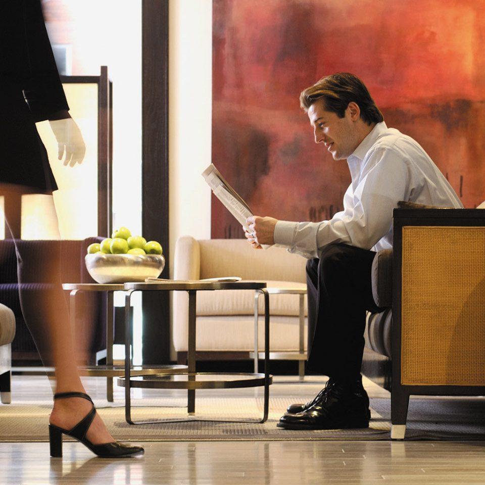 City Lobby Modern