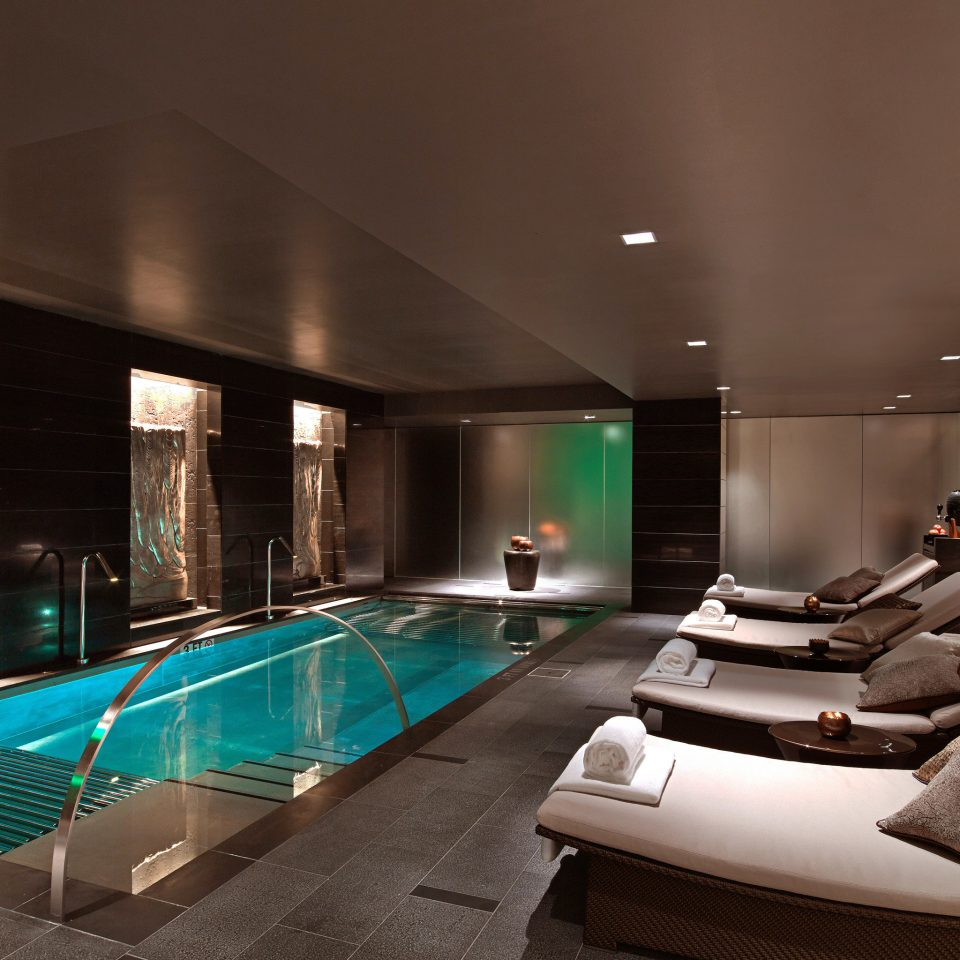City Modern Pool Spa Wellness swimming pool property Lobby living room lighting condominium