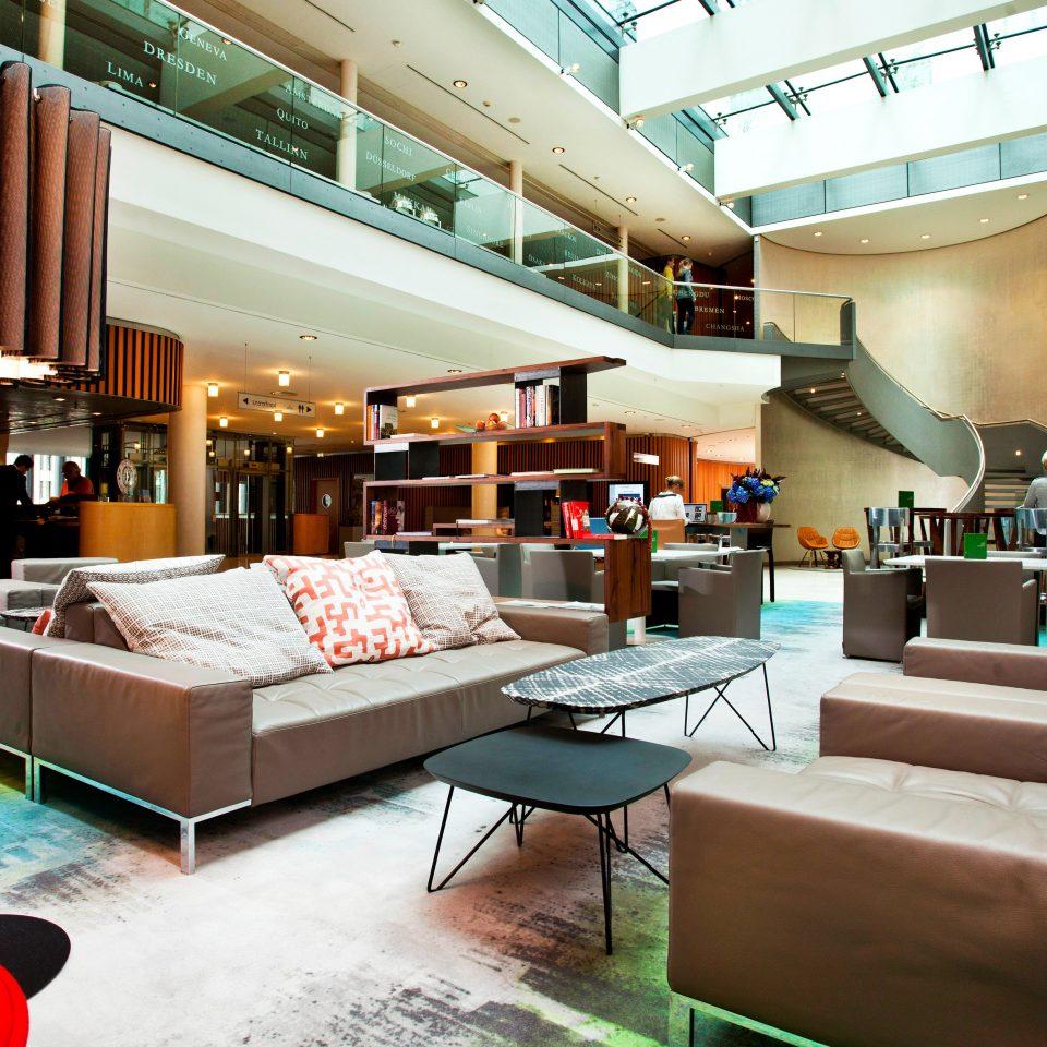 City Lobby Modern Resort property home living room condominium restaurant