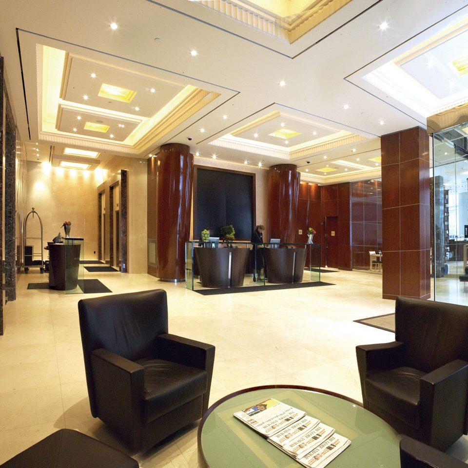 City Lobby property condominium home living room Suite