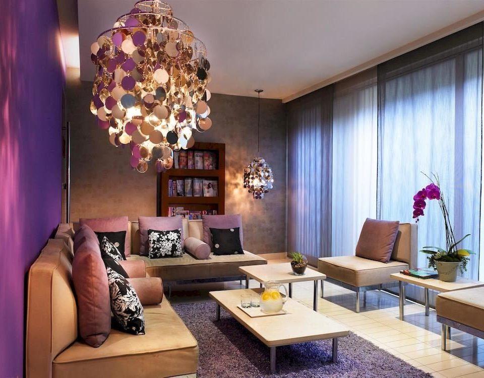 City Lounge Modern living room property home lighting condominium Suite