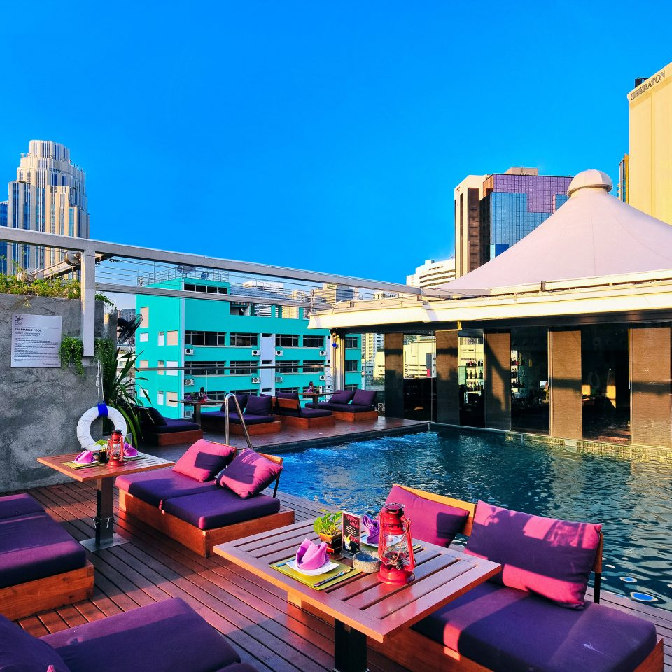City Lounge Pool Scenic views water sky leisure swimming pool Resort Villa
