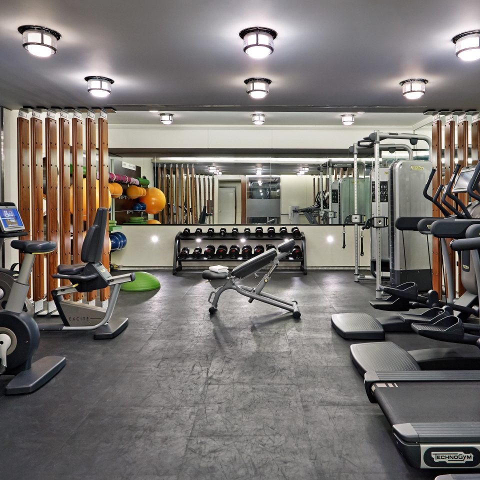 City Luxury Modern Wellness structure gym sport venue muscle