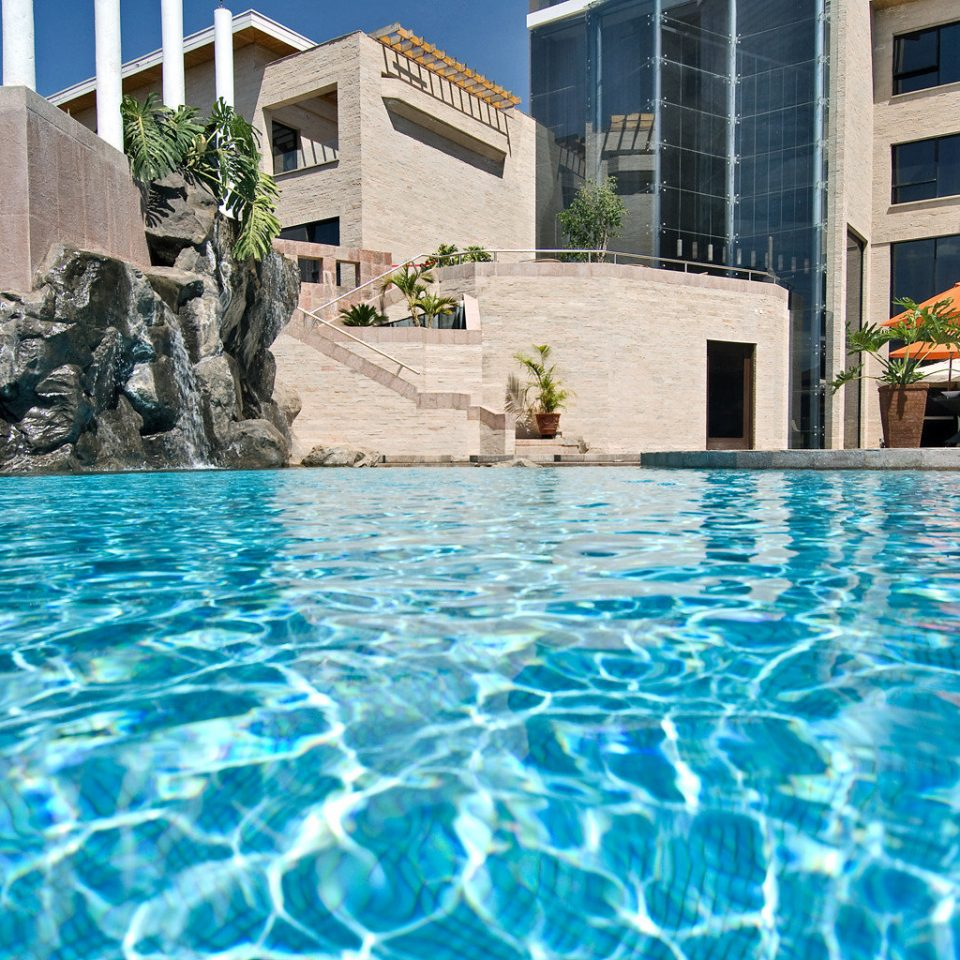 City Modern Pool building swimming pool leisure property Resort