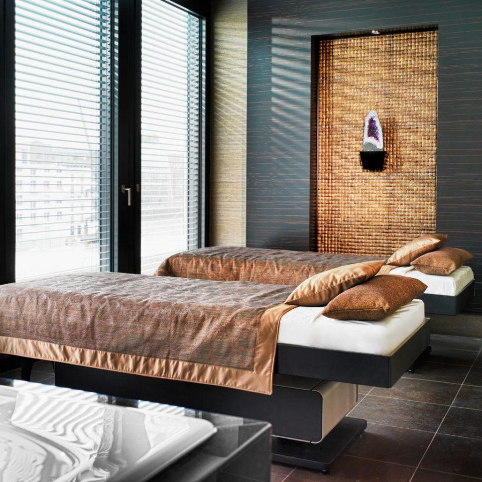 City Modern Spa Wellness living room bed frame
