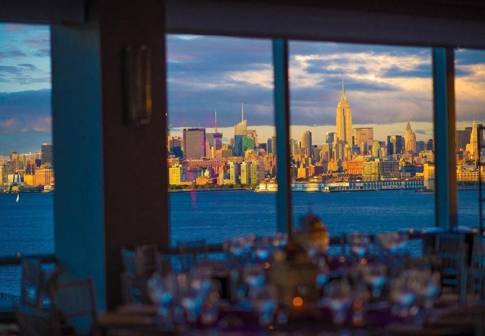 sky City overlooking Ocean Resort evening restaurant