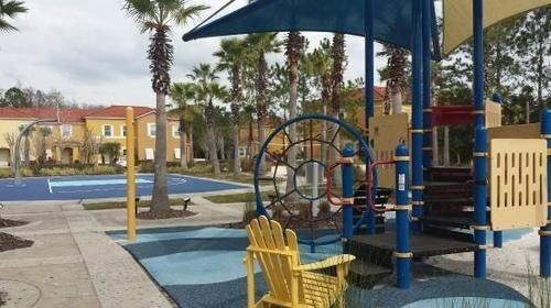 tree ground Playground City public space outdoor play equipment leisure Play outdoor recreation recreation porch