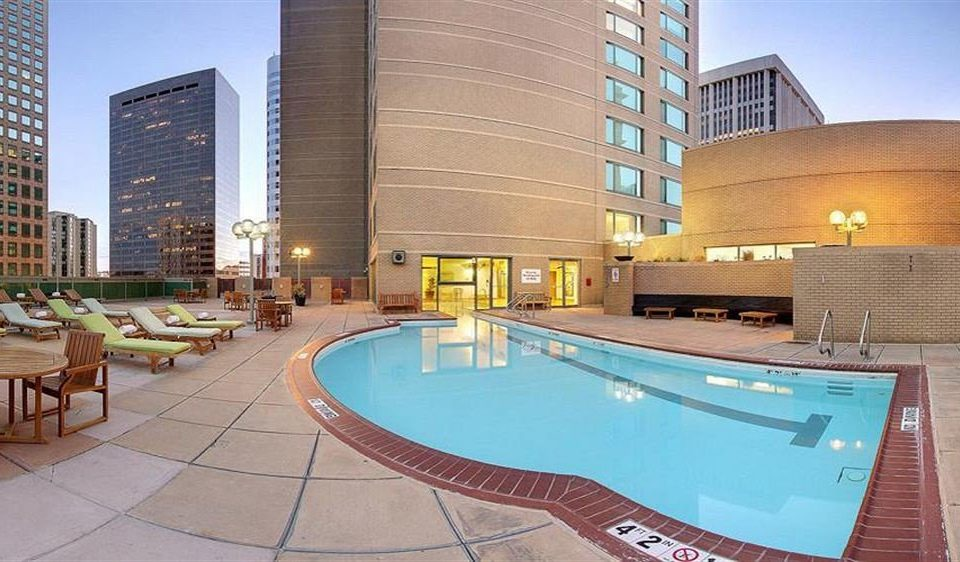 City Play Pool Resort Rooftop Scenic views building swimming pool condominium property leisure leisure centre plaza convention center