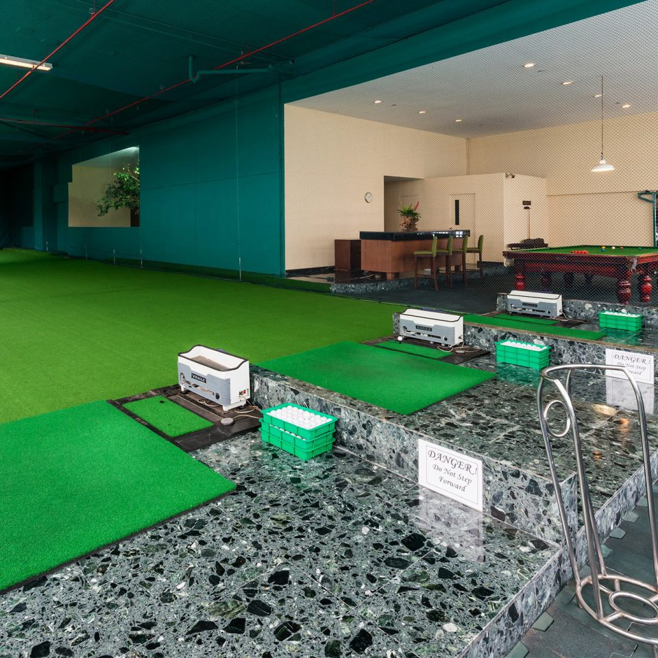 City Pool Resort Tropical Wellness green structure sport venue recreation room arena games