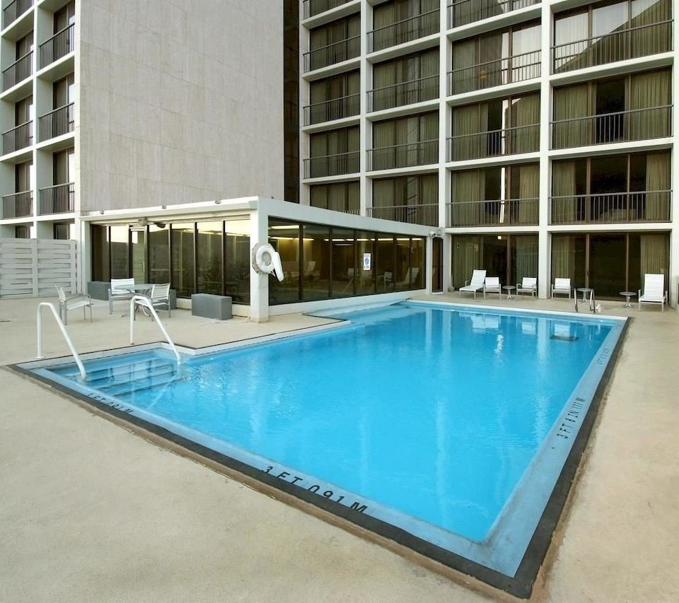 City Pool building swimming pool property condominium leisure centre blue Villa flooring swimming