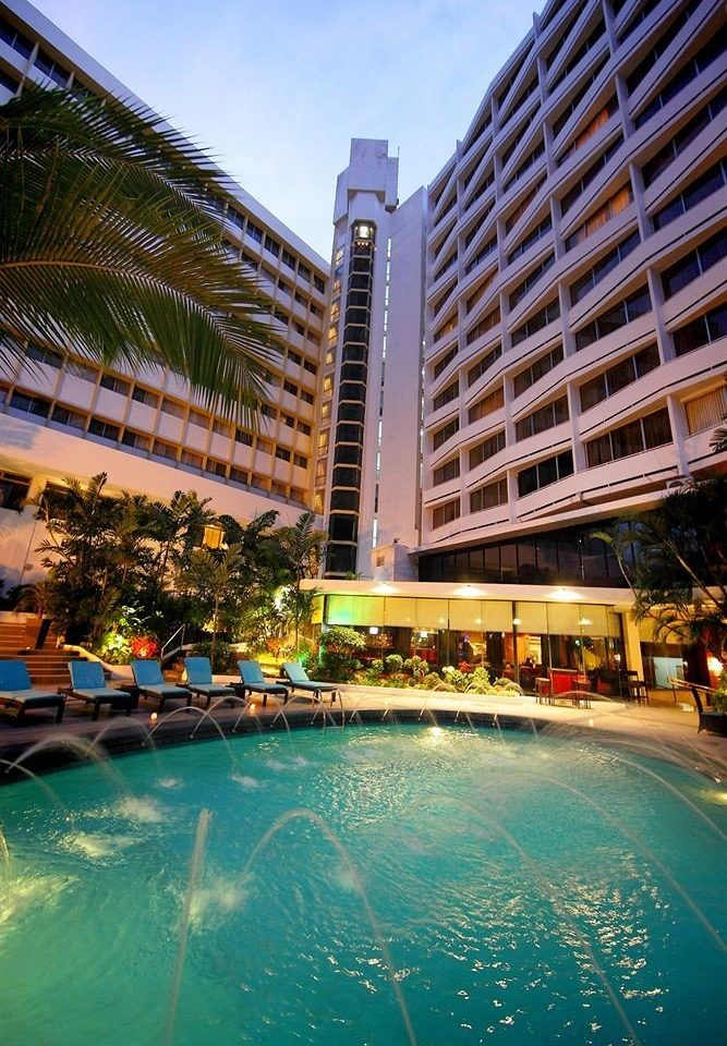 swimming pool leisure condominium Resort City