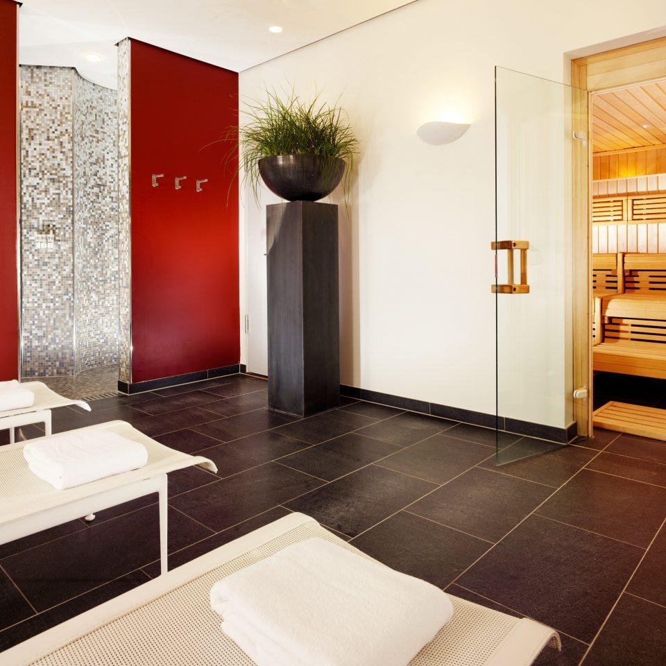 City Resort Spa Wellness property Suite flooring