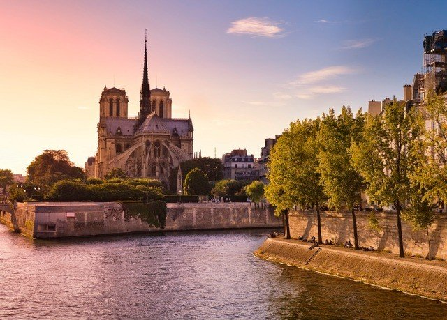 water sky River landmark City Town cityscape evening morning château waterway Sunset dusk skyline place of worship castle palace autumn tower travel traveling