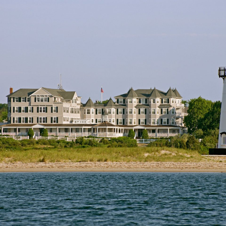 Classic Exterior Nature Outdoors Sea Waterfront water house tower lighthouse Coast Harbor waterway Lake cape Island