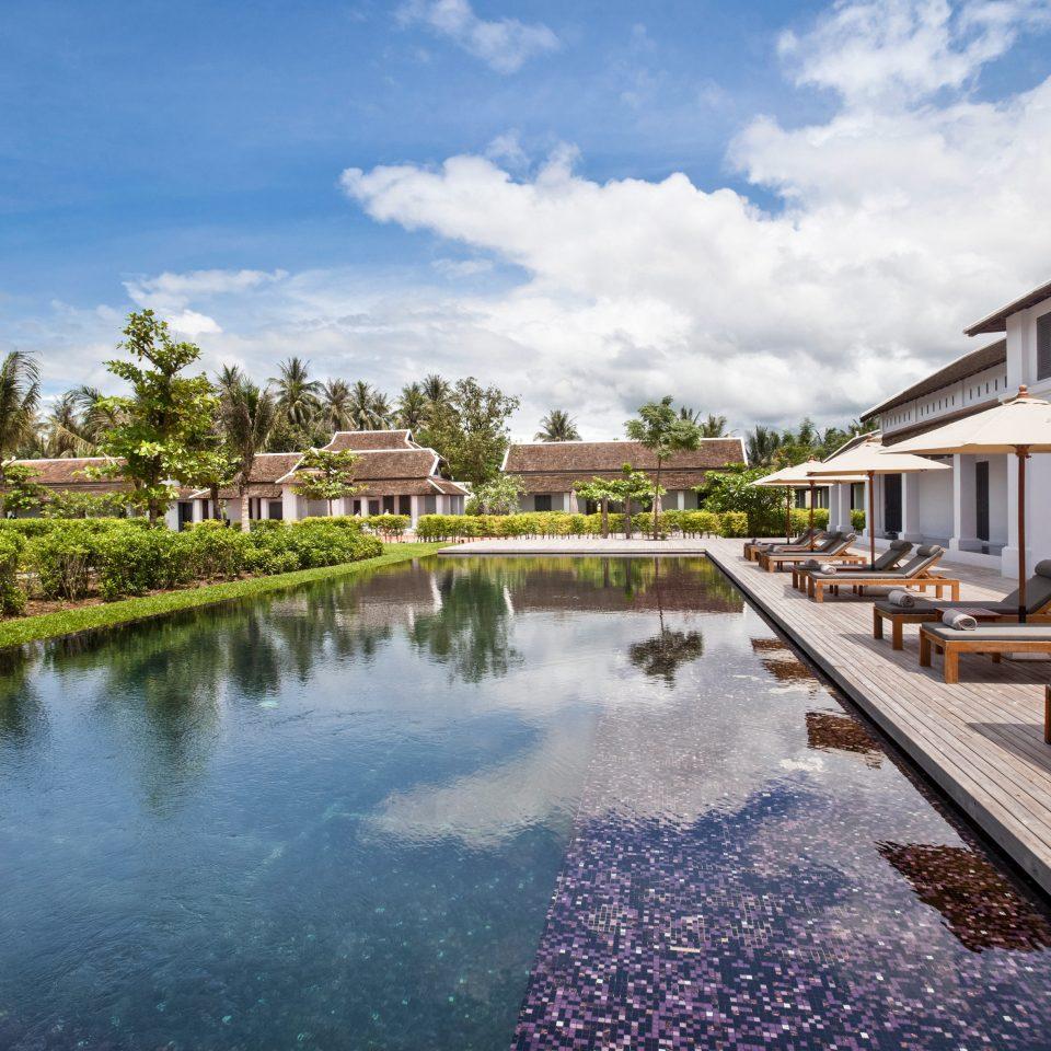 Classic Country Honeymoon Pool Romance Scenic views Wellness sky River Nature reflecting pool swimming pool waterway