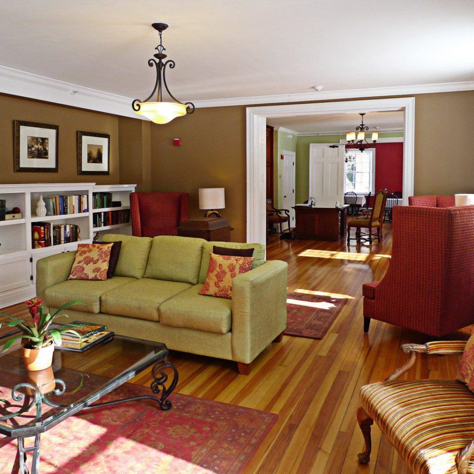 Classic Country Inn living room property home hardwood cottage farmhouse condominium