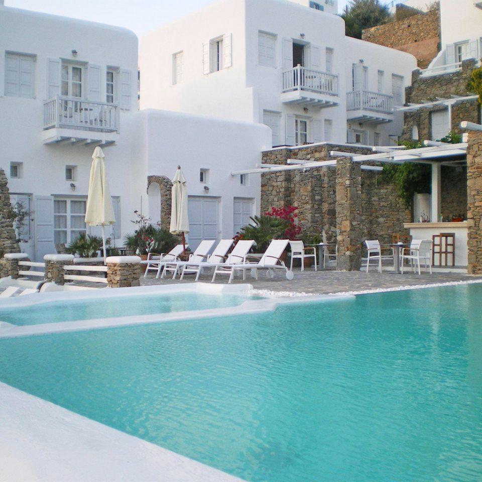Classic Deck Honeymoon Patio Pool Resort Romantic condominium swimming pool property Villa home mansion swimming
