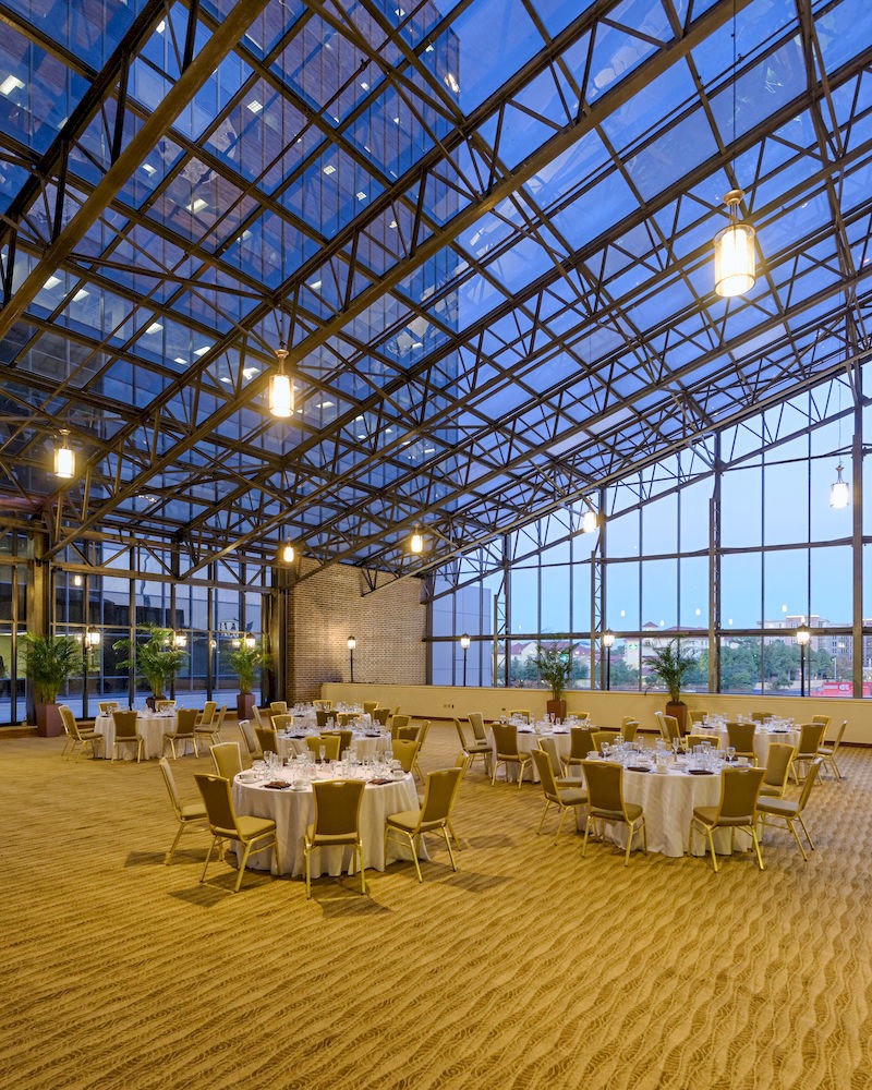 Classic Dining factory arena convention center
