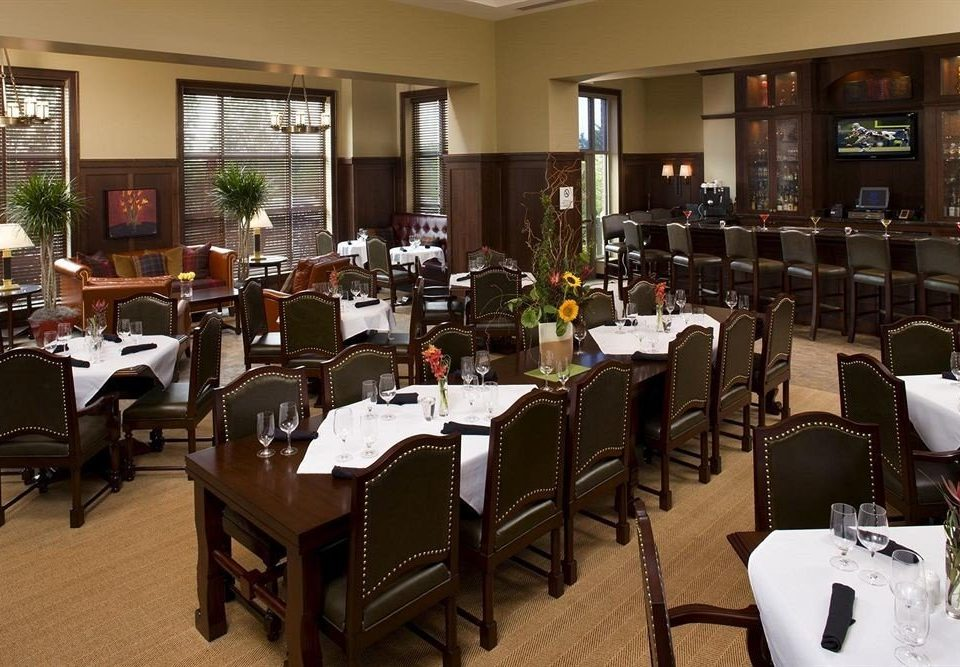 Classic Dining chair restaurant function hall café