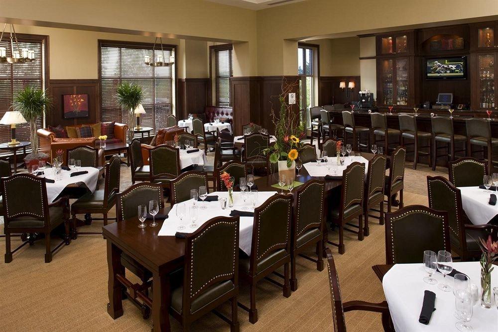 Classic Dining chair restaurant function hall café
