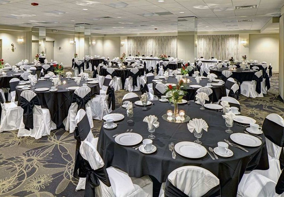Classic Dining Drink Eat Resort function hall banquet ceremony wedding event ballroom Party wedding reception restaurant dining table