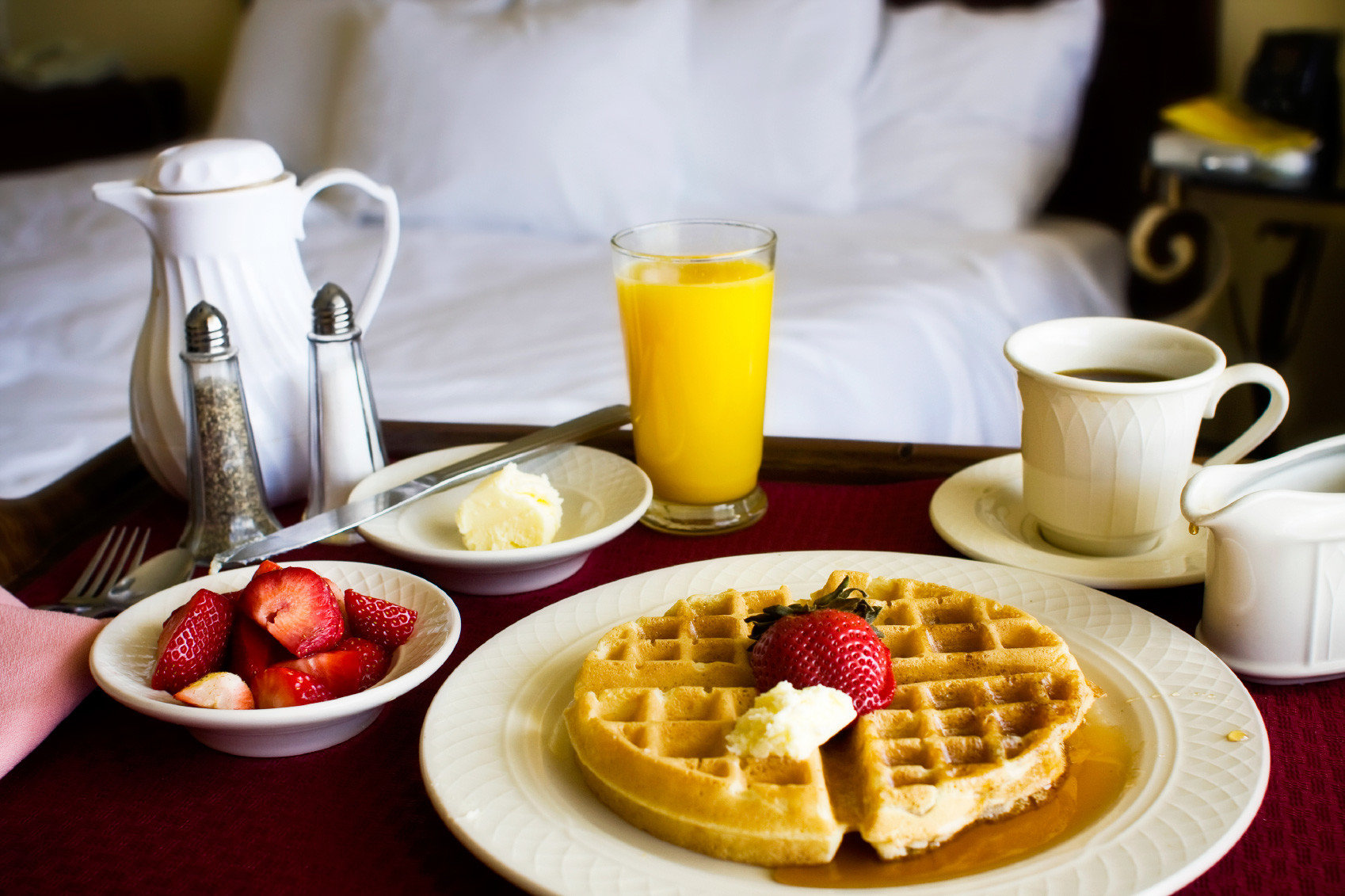 Classic Dining Drink Eat Resort cup coffee plate food breakfast brunch fruit lunch