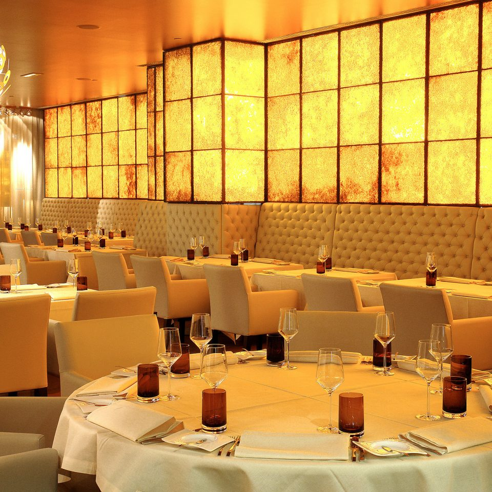 Classic Dining Drink Eat Resort function hall restaurant banquet conference hall ballroom convention center auditorium