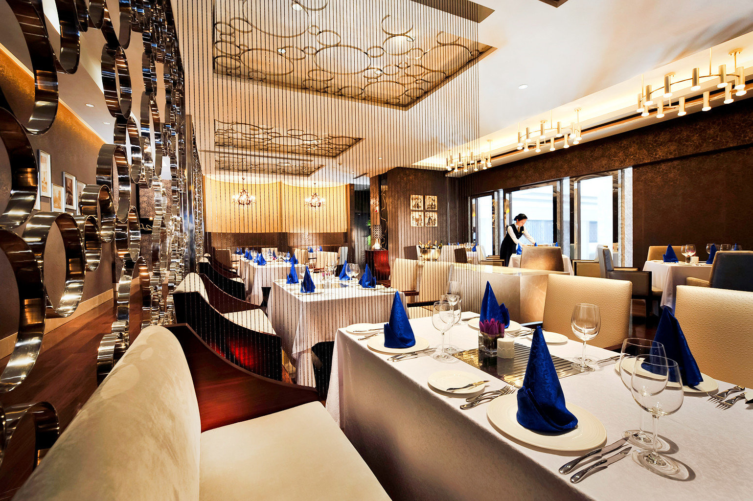 Classic Dining Drink Eat Resort restaurant Lobby function hall