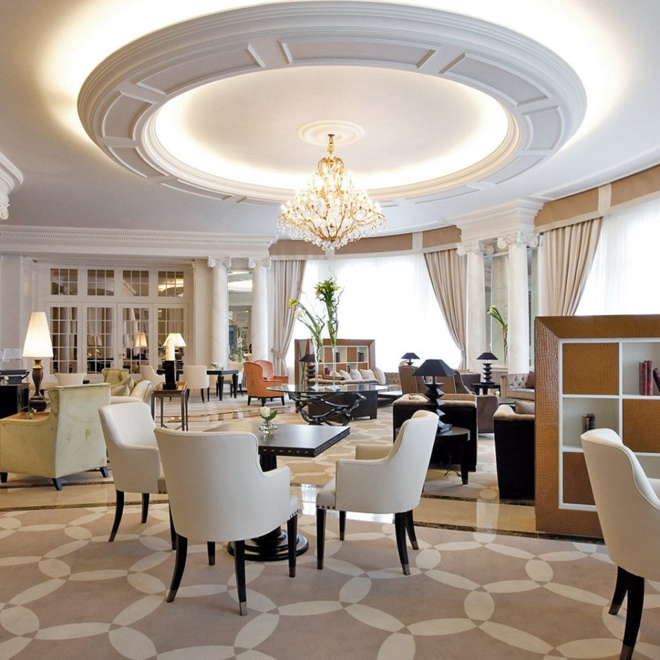 Classic Elegant Lobby Lounge property living room function hall home conference hall mansion Dining ballroom nice condominium