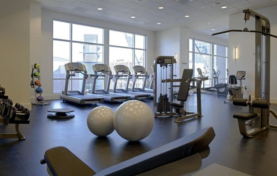Classic Fitness structure sport venue gym physical fitness Dining