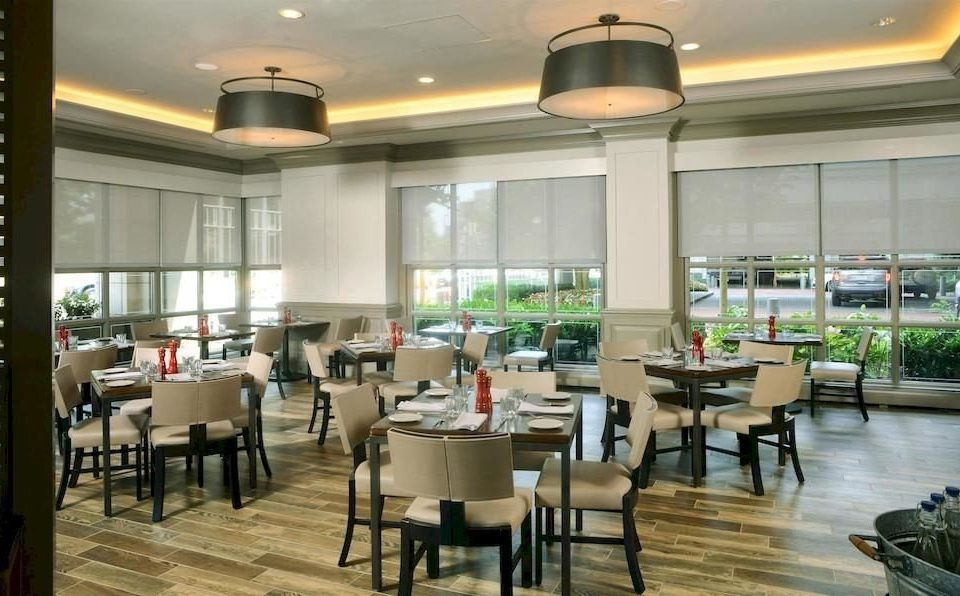 Classic Dining chair restaurant Lobby cafeteria condominium café function hall convention center food court
