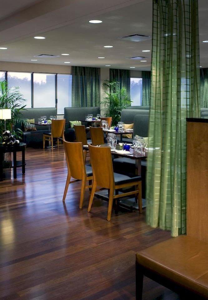 Classic Dining Lobby flooring wood flooring condominium restaurant