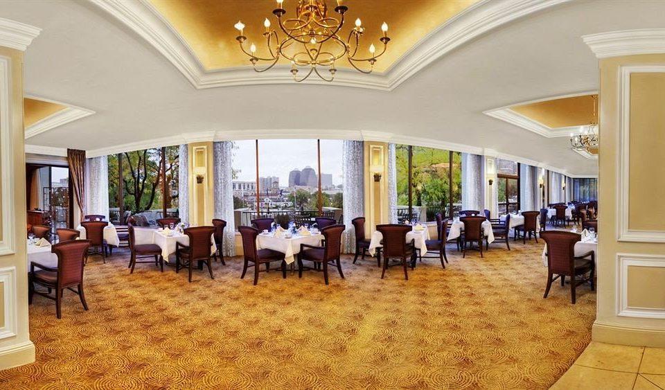 Classic Dining chair property Lobby home Resort mansion palace living room Villa function hall hacienda ballroom